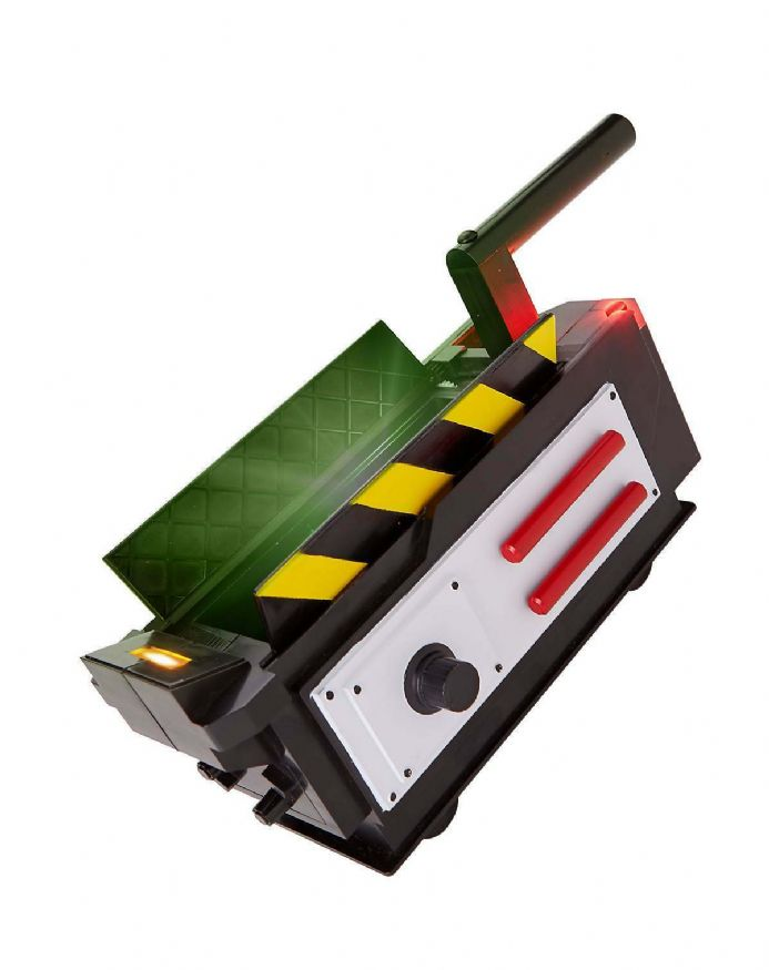 Spirit Halloween Ghostbusters Replica Ghost Trap | Buy now at The G33Kery - UK Stock - Fast Delivery